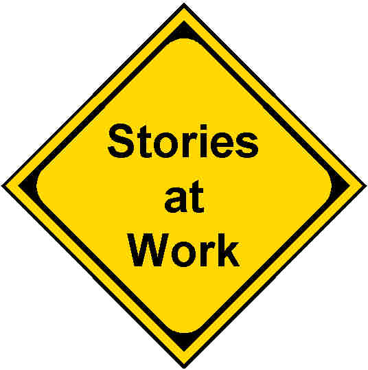 Logo for Stories at Work
