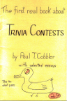 The First Real Book About Trivia Contests